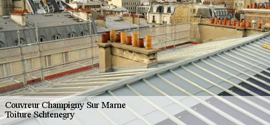 Couvreur  champigny-sur-marne-94500 Schtenegry Toiture
